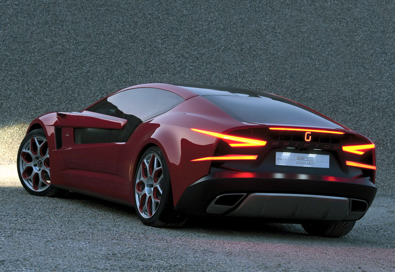 2012 ItalDesign Giugiaro Brivido Concept - specifications ...