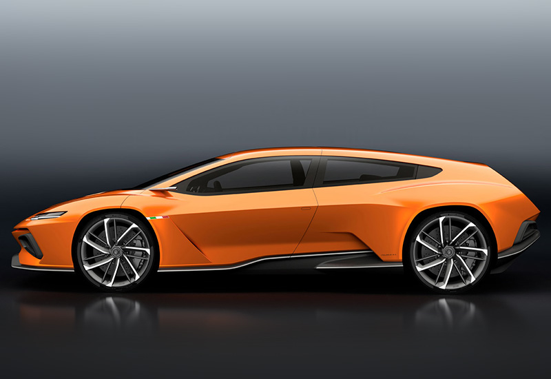 2016 Italdesign Giugiaro Gtzero Concept Specifications