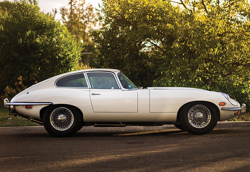 1968 Jaguar E Type Fixed Head Coupe S2 Specifications
