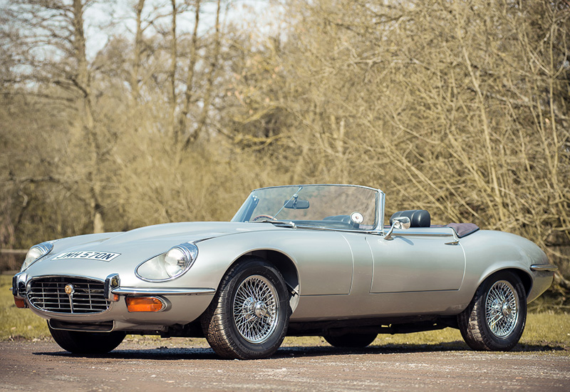 1971 Jaguar E Type V12 Open Two Seater S3 Specifications Photo Price Information Rating