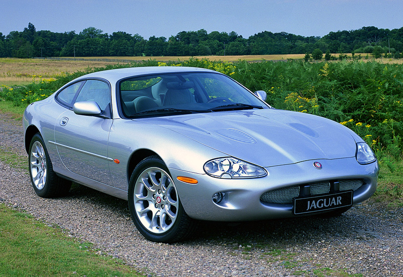 100 Kph To Mph >> 1998 Jaguar XKR Coupe - specifications, photo, price ...