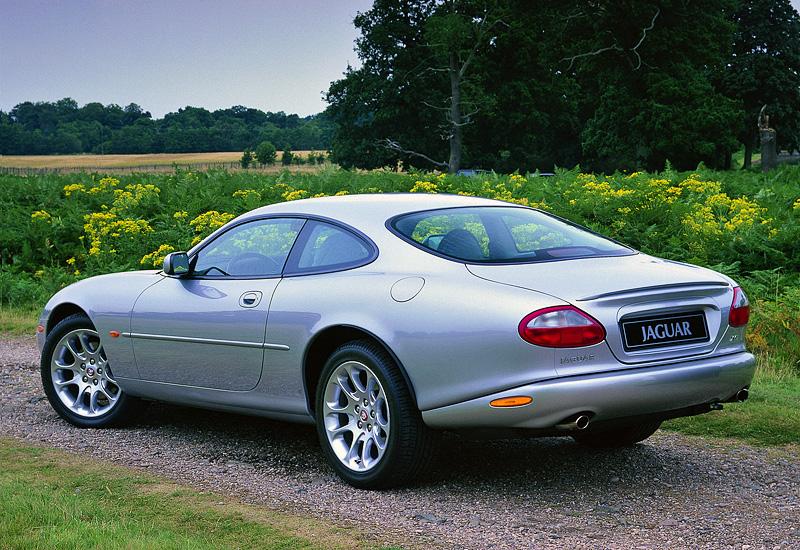 1998 Jaguar XKR Coupe