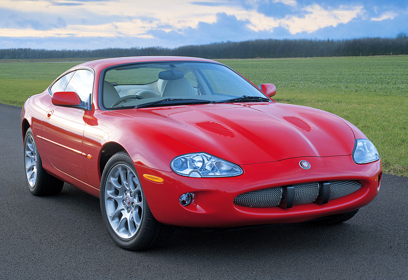 1998 Jaguar Xkr Coupe Specifications Photo Price