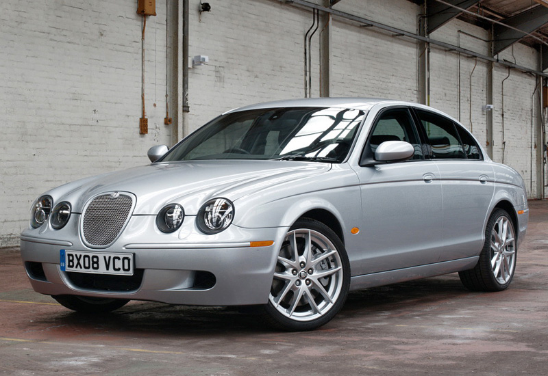 2002 Jaguar S Type R Specifications Photo Price Information Rating