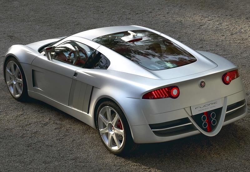 2003 Jaguar XF10 Concept