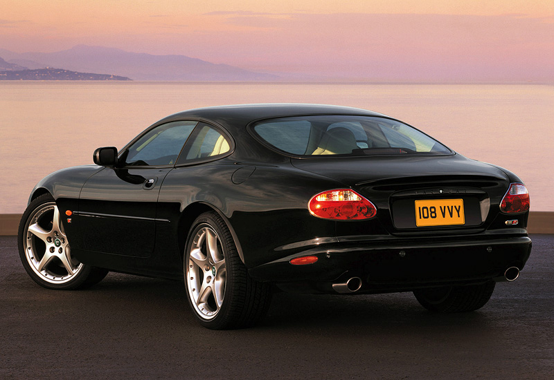 2003 Jaguar Xkr Coupe Specifications Photo Price