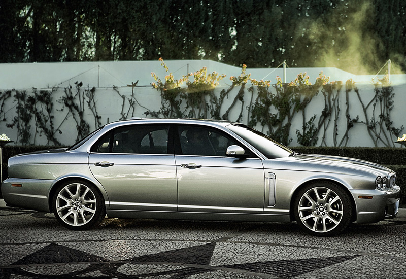 2007 Jaguar Xj8 X358 Specifications Photo Price