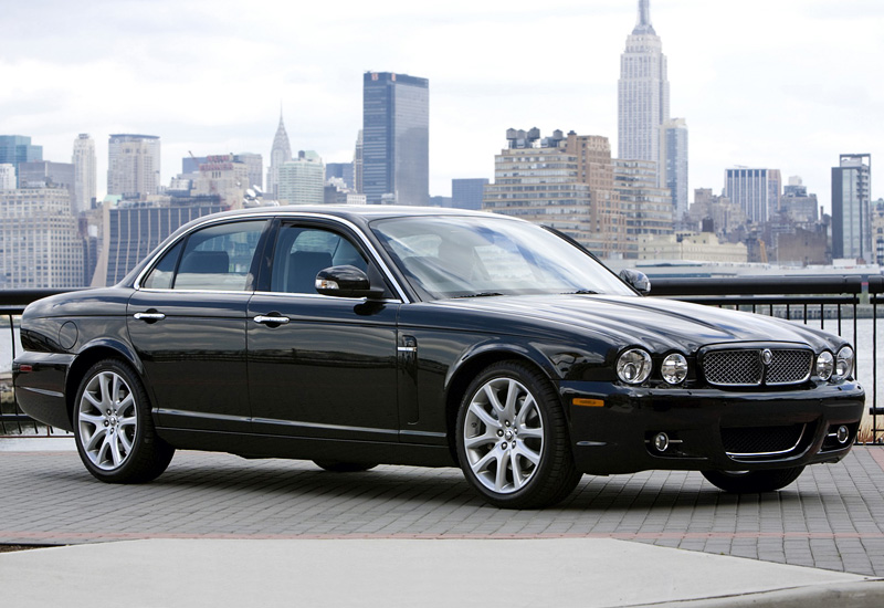 Jaguar 2018 Xj >> 2007 Jaguar XJ8 (X358) - specifications, photo, price, information, rating