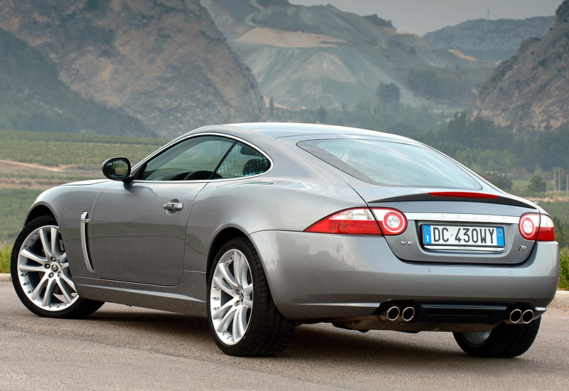 2007 jaguar xkr coupe specifications photo price information rating