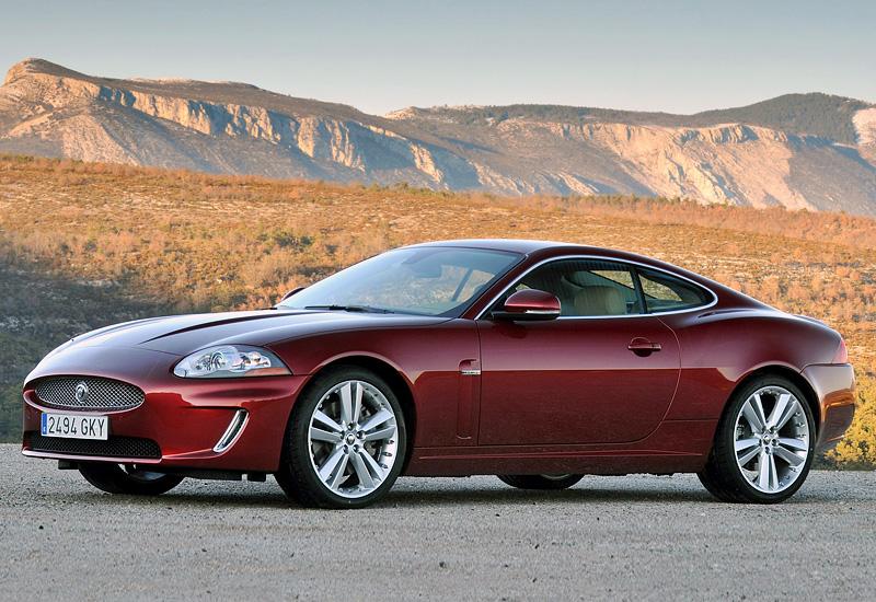 2009 Jaguar Xk 5 0 Coupe Specifications Photo Price