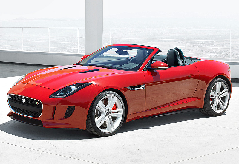 2013 jaguar f type v8 s specifications photo price information rating. Black Bedroom Furniture Sets. Home Design Ideas