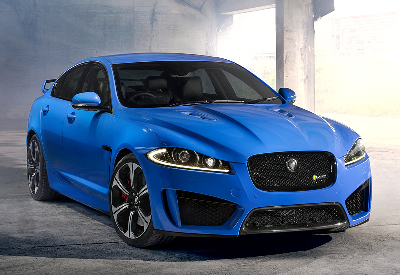 2013 Jaguar XFR-S - specifications, photo, price ...