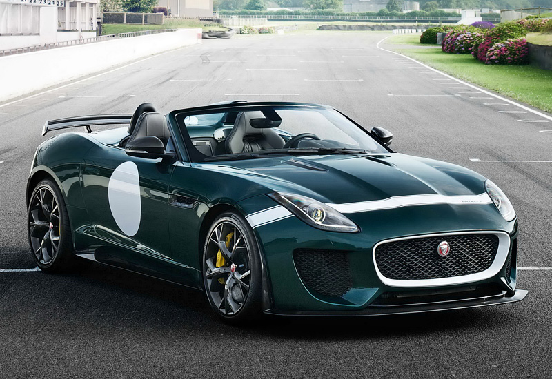 2014 jaguar f type project 7 specifications photo price information rating. Black Bedroom Furniture Sets. Home Design Ideas