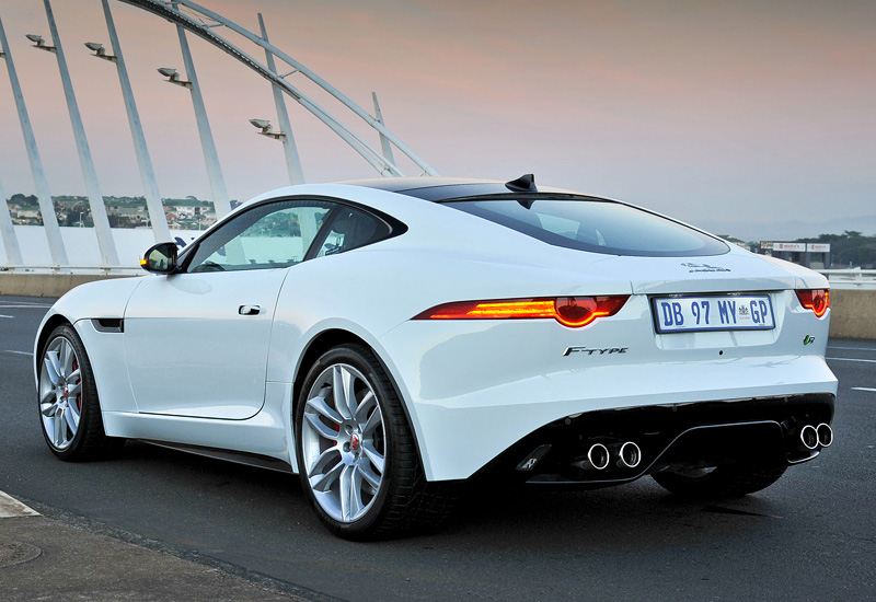 2014 jaguar f type r coupe specifications photo price information. Cars Review. Best American Auto & Cars Review