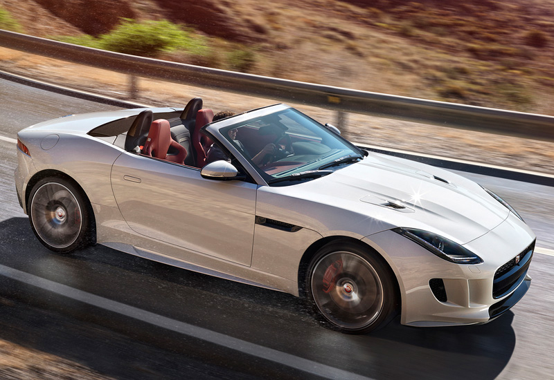 2016 Jaguar F Type R Awd Convertible Specifications