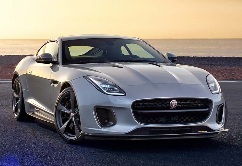 2017 Jaguar F Type 400 Sport Coupe