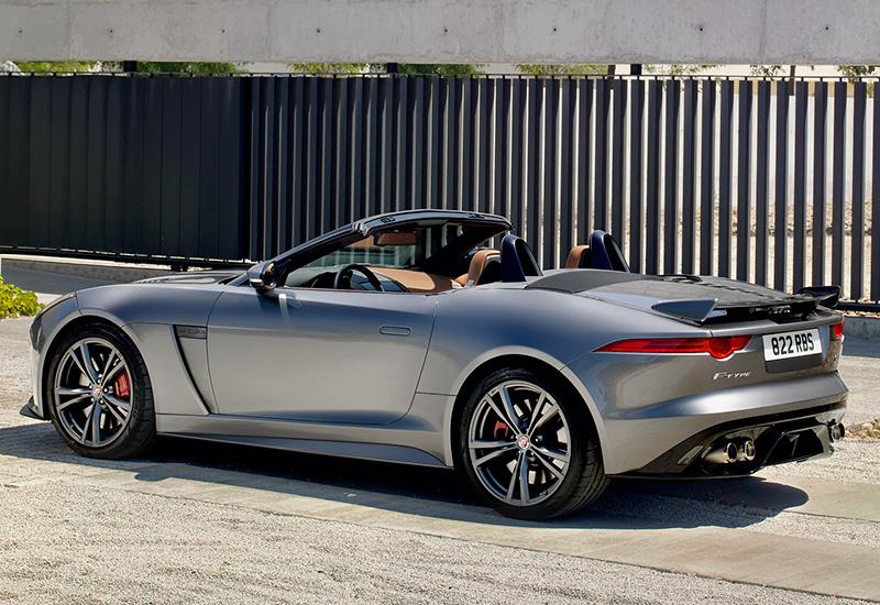 jaguar  type svr convertible specifications photo price information rating
