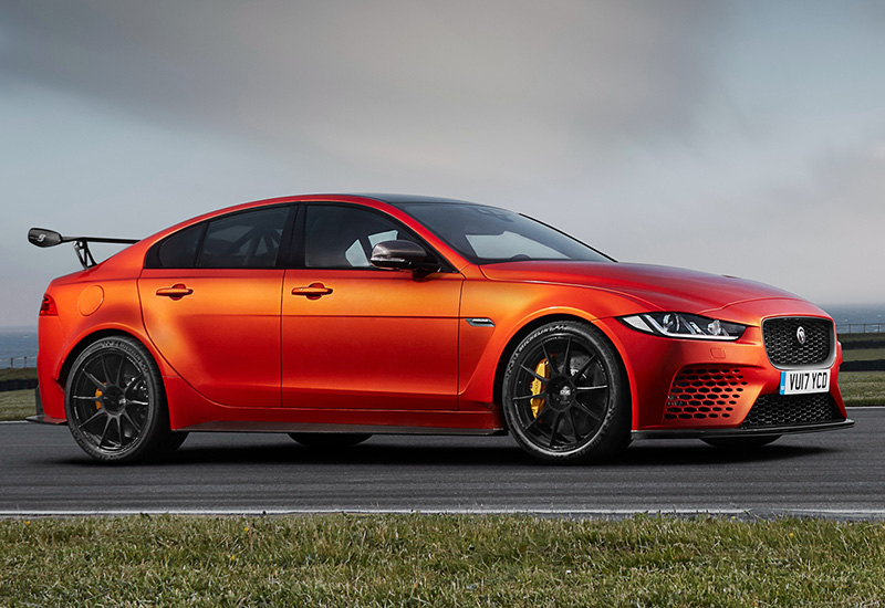 2018 jaguar xe sv project 8 specifications photo price