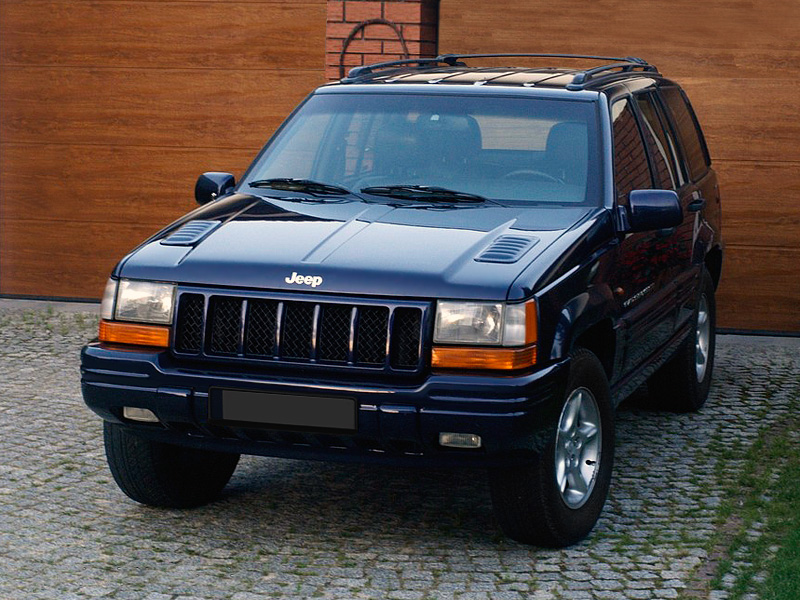 1998 jeep grand cherokee 5 9 limited specifications photo price. Black Bedroom Furniture Sets. Home Design Ideas