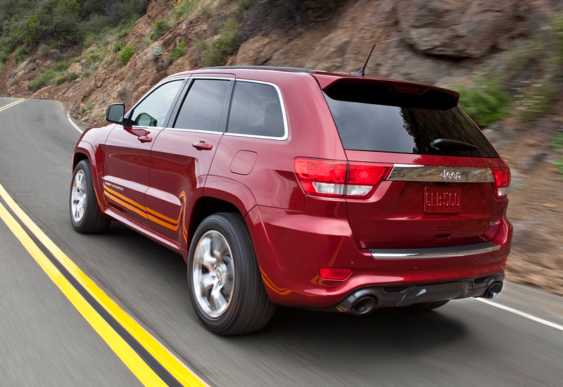 2012 Jeep Grand Cherokee SRT8 (WK2) - specifications ...