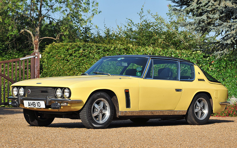 1971 Jensen Interceptor III SP Automatic - specifications ...
