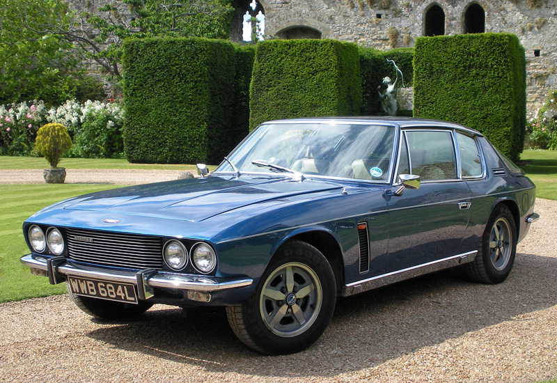 1971 Jensen Interceptor III SP Automatic