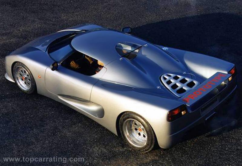 1998 Koenigsegg CC Prototype - specifications, photo ...