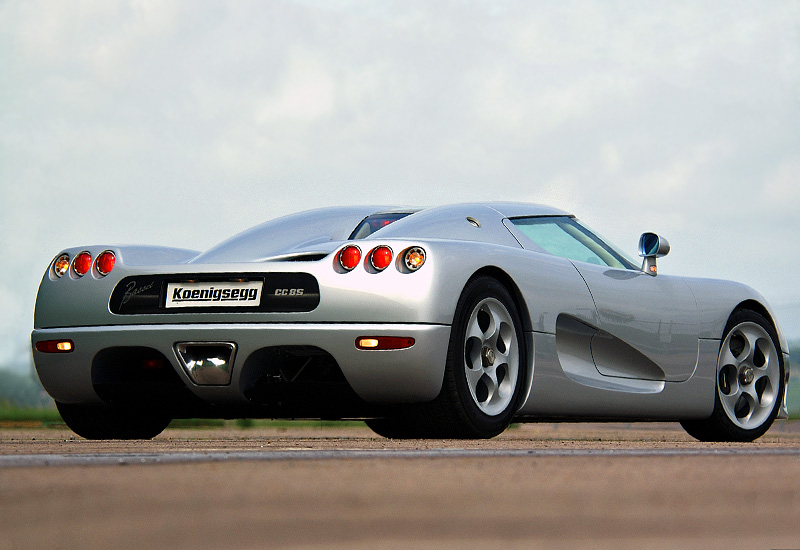 2002 Koenigsegg Cc8s Specifications Photo Price Information Rating