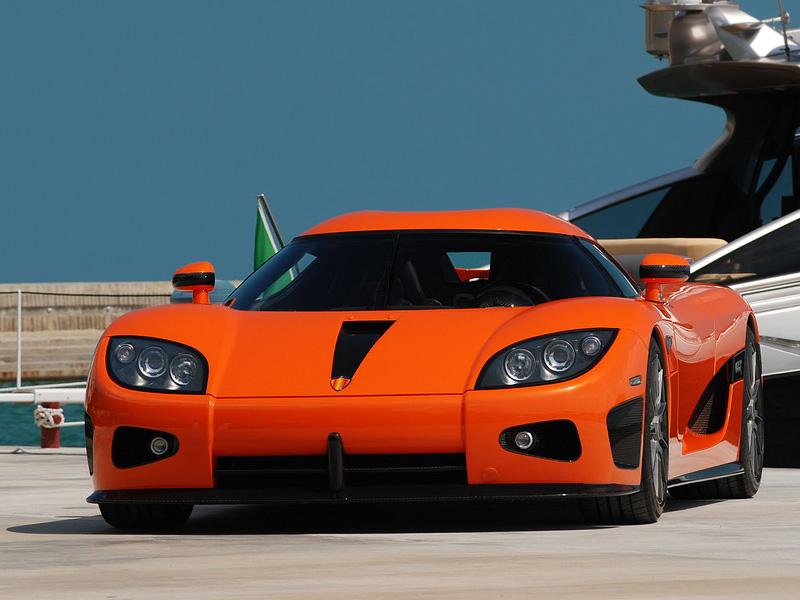2006 Koenigsegg CCX