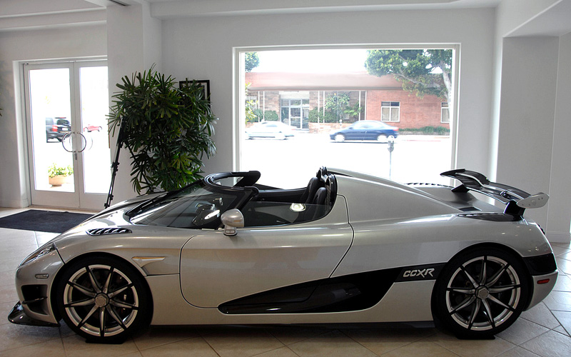 Koenigsegg Ccxr Trevita >> 2010 Koenigsegg CCXR Trevita - specifications, photo ...