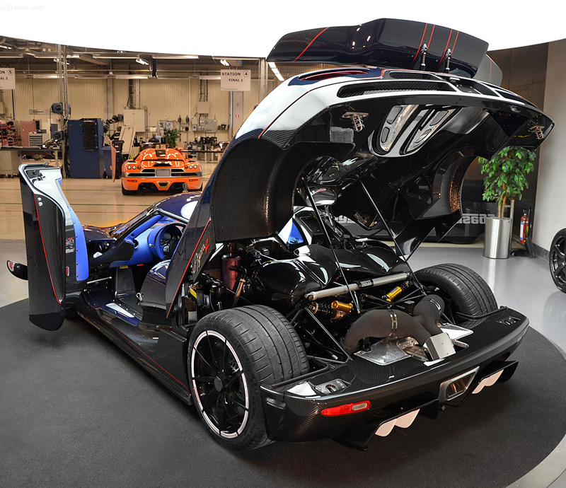 2011 Koenigsegg Agera R Specifications Photo Price