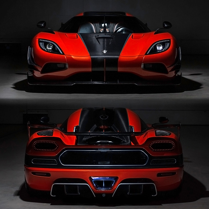 2016 Koenigsegg Agera One Of 1 Specifications Photo