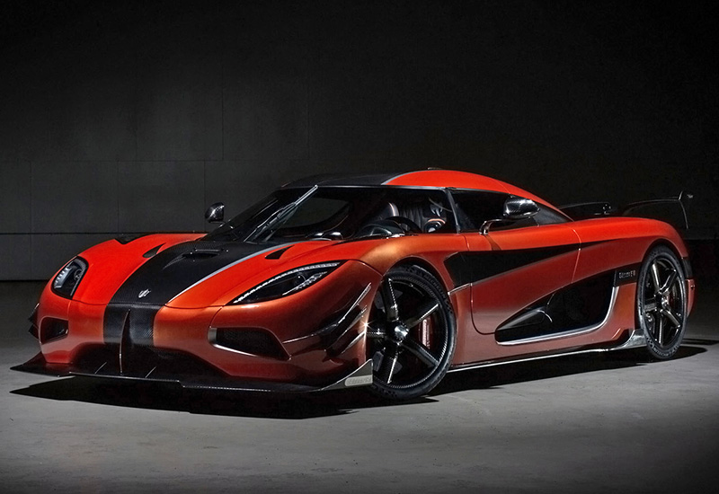 2017 Koenigsegg Agera Final Edition One of 1
