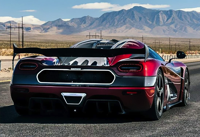 2017 Koenigsegg Agera RS (1MW Upgrade)