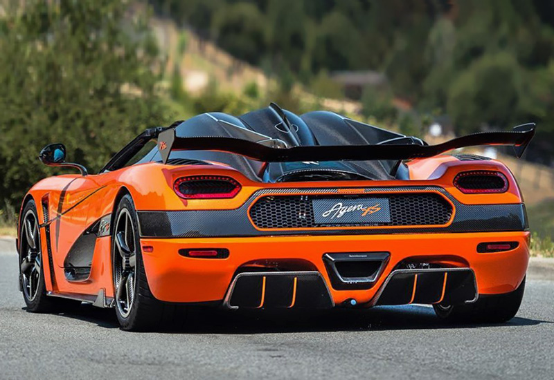 2017 Koenigsegg Agera XS Specifications Photo Price