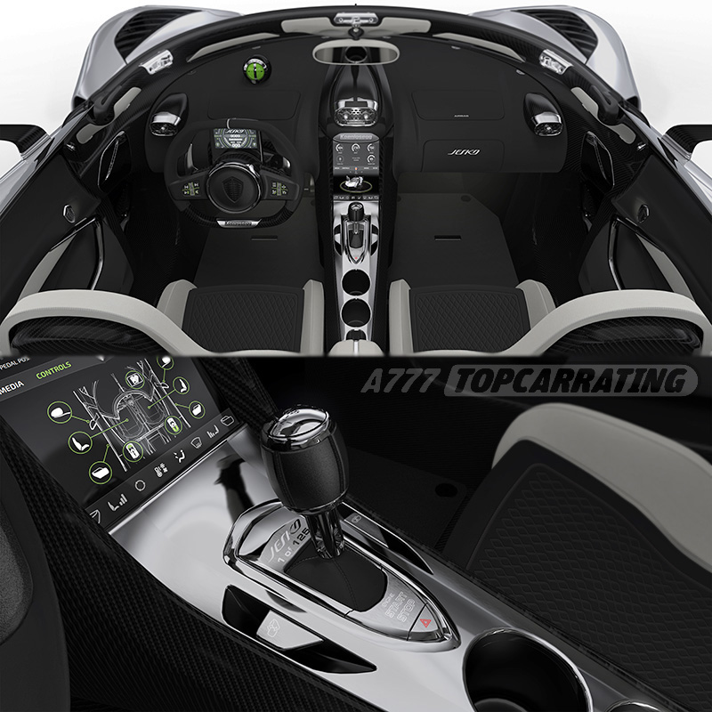 Koenigsegg Jesko Specs