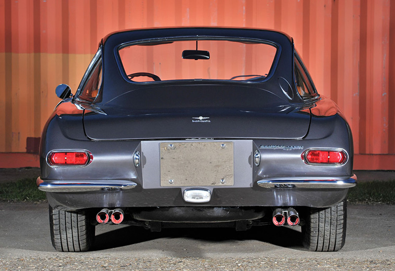 1966 Lamborghini 400 Gt 2 2 Specifications Photo Price Information Rating