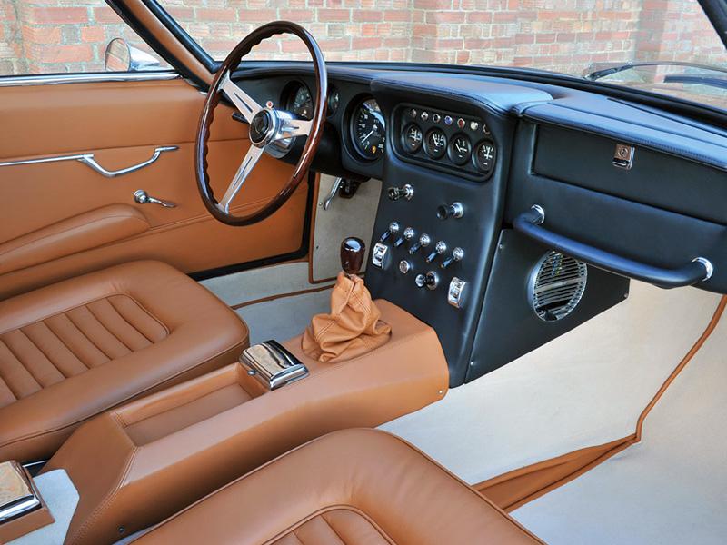 Lamborghini 400 Gt Price