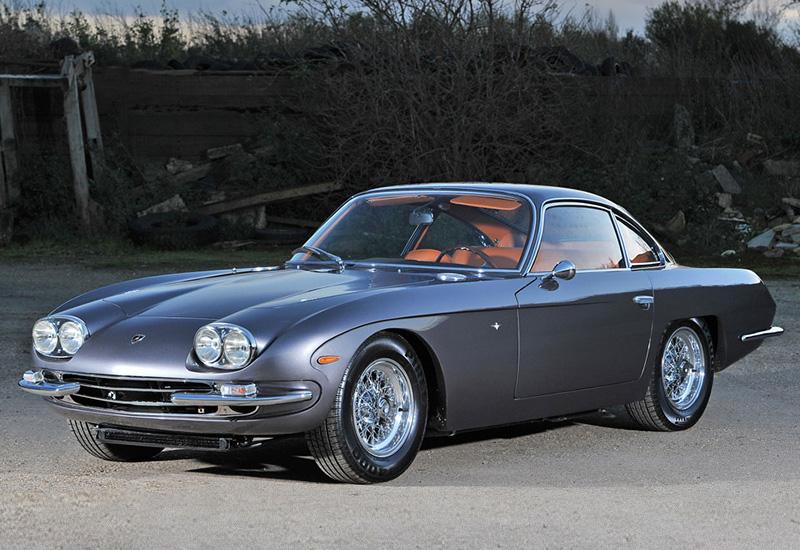 1966 Lamborghini 400 Gt 2 2 Specifications Photo Price