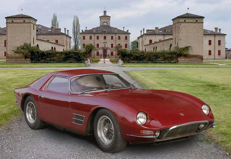 1966 Lamborghini 400 Gt Monza Specifications Photo Price Information Rating