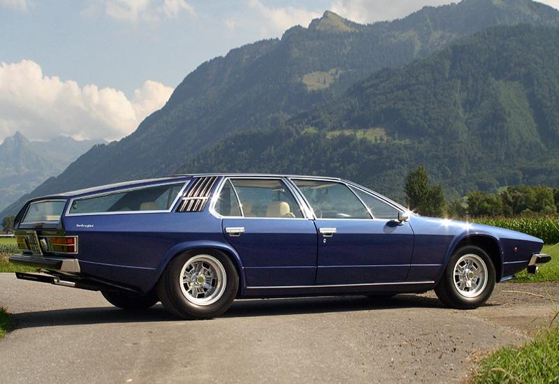 1978 Lamborghini Faena Frua Specifications Photo Price