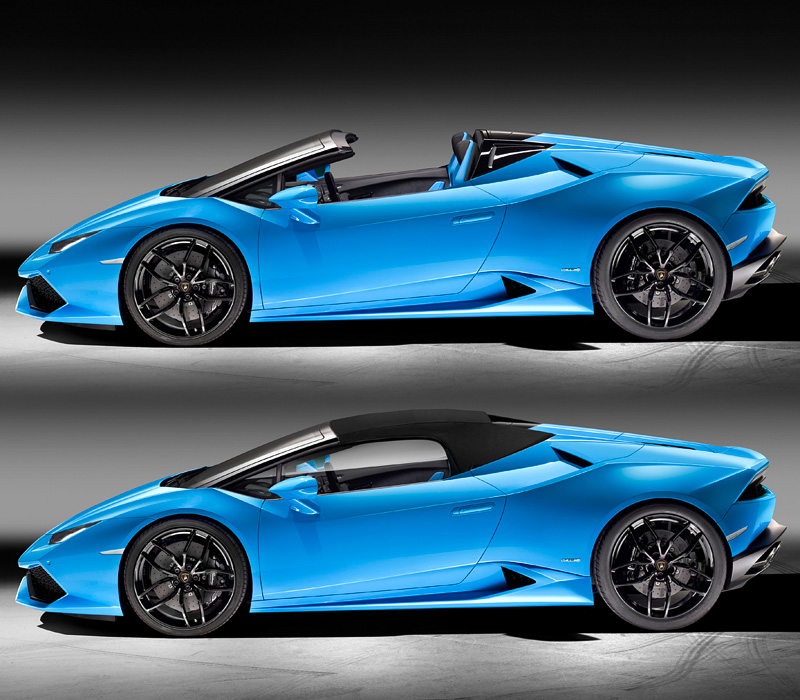 2016 lamborghini huracan lp610 4 spyder specifications photo price information rating. Black Bedroom Furniture Sets. Home Design Ideas