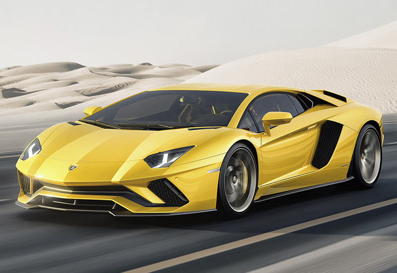 2017 lamborghini aventador s specifications photo price information rating. Black Bedroom Furniture Sets. Home Design Ideas