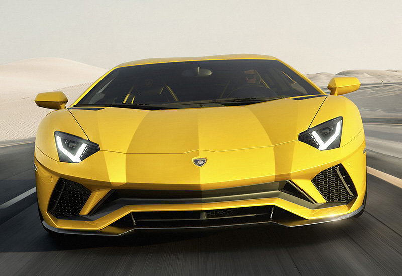 Lamborghini 2017 Price >> 2017 Lamborghini Aventador S - specifications, photo, price, information, rating