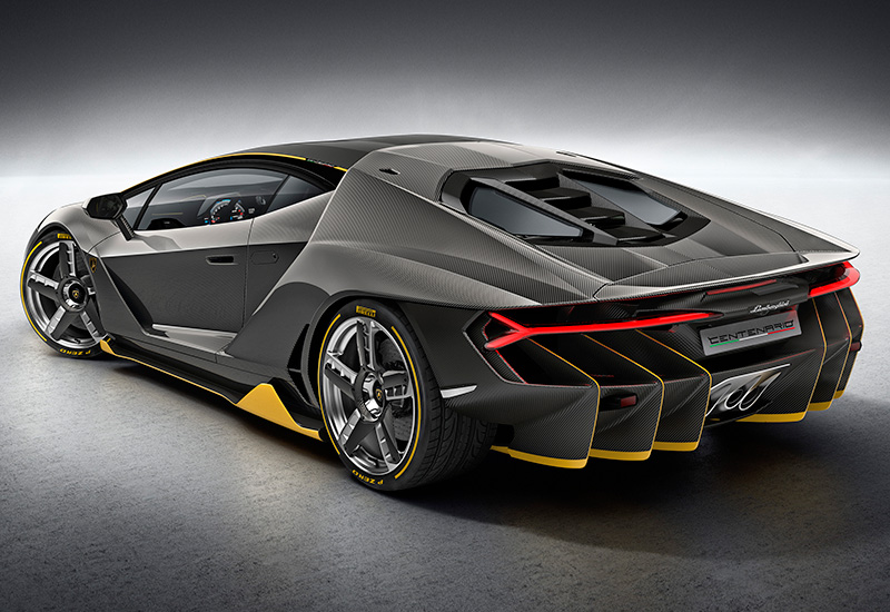 2017 lamborghini centenario coupe specifications photo. Black Bedroom Furniture Sets. Home Design Ideas