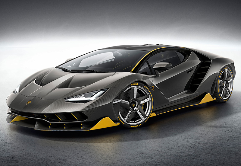 2017 Lamborghini Centenario Coupe Specifications Photo Price
