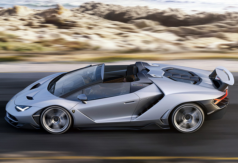 2017 Lamborghini Centenario Roadster Specifications Photo Price