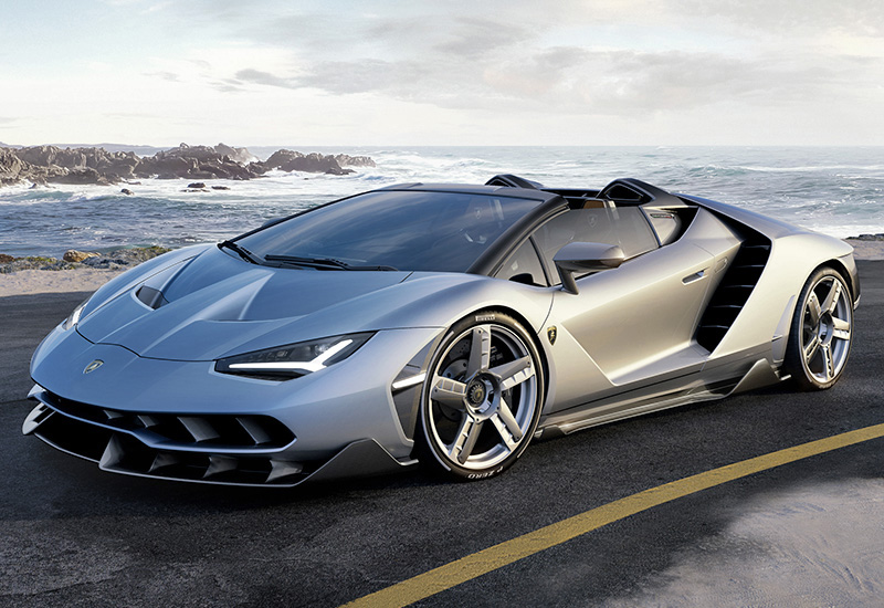 2017 Lamborghini Centenario Roadster Specifications Photo Price