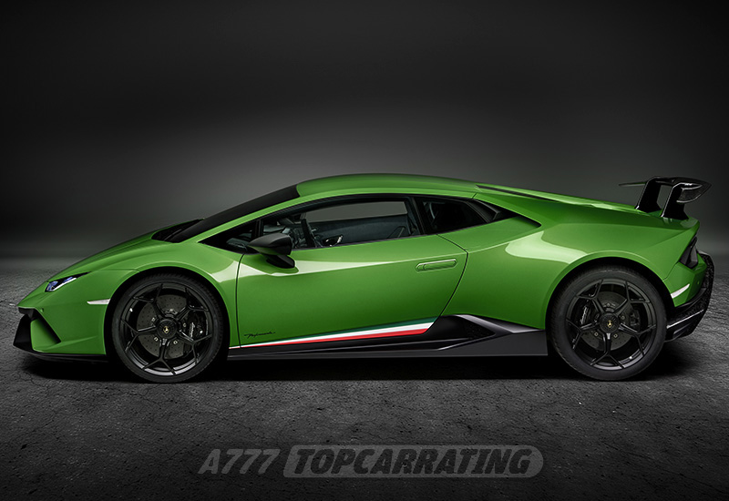2018 lamborghini huracan performante specifications. Black Bedroom Furniture Sets. Home Design Ideas