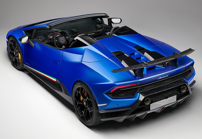 2019 Lamborghini Huracan Performante Spyder ...